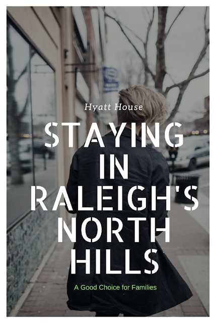 Hyatt House is a hotel that is a good choice for families staying in Raleigh, N.C. It is located in North Hills or Raleigh's Midtown.
