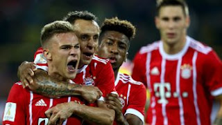Borussia Dortmund vs Bayern Munich Highlights 6-7 Video Gol & Highlights