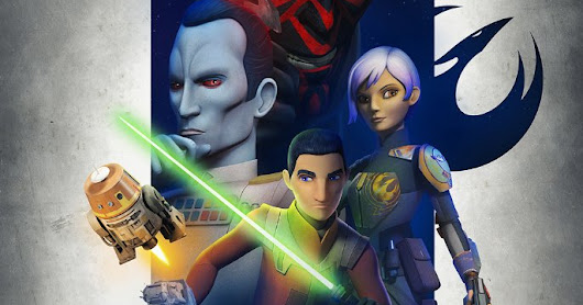 Star Wars Rebels S3E17 Secret Cargo Review (Spoilers): A Rebellion United