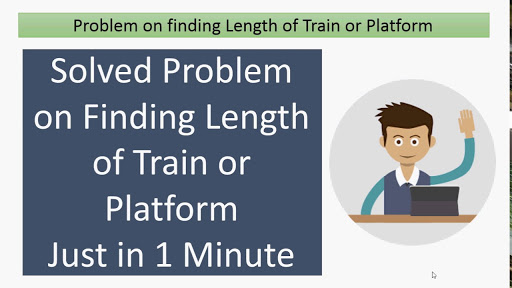 TRAINS AND PLATFORMS FORMULAS AND SHORTCUT TRICKS NOTE