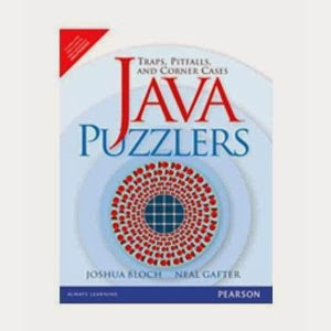 best books for learning java :  java puzzlers