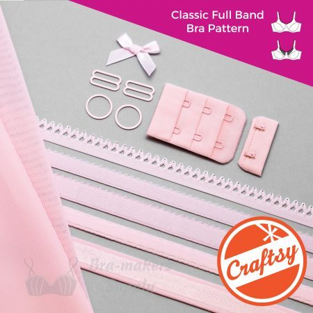 2e73f1d6e EN  As previously mentioned I ve enrolled in a Bra making Craftsy class and  also bought the Craftsy Bra kit that contains the Classic Bra pattern (it s  kind ...