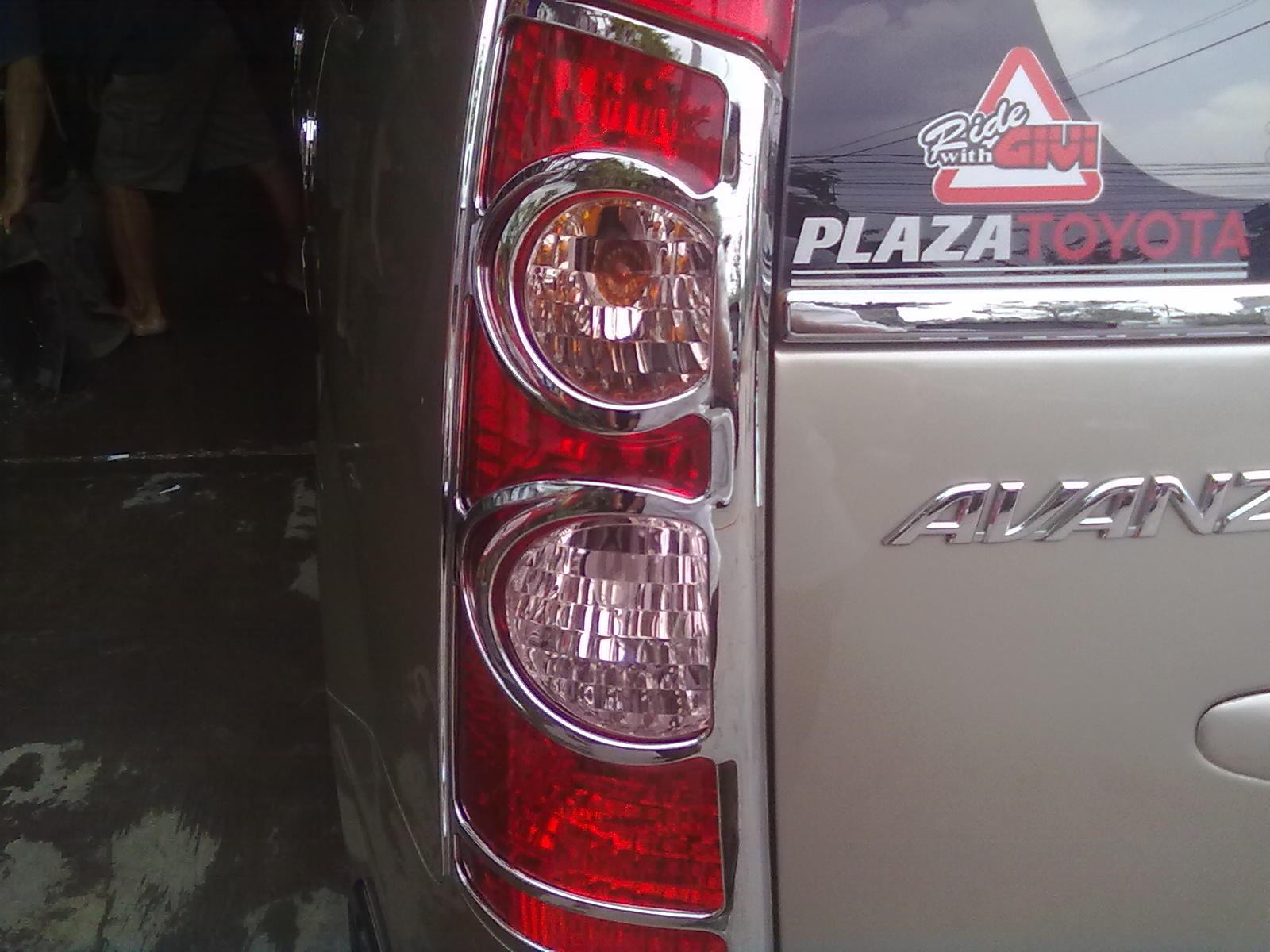Garnish Fog Lamp Grand New Avanza Suspensi All Kijang Innova Download 99 Cara Membuka Lampu Belakang Mobil