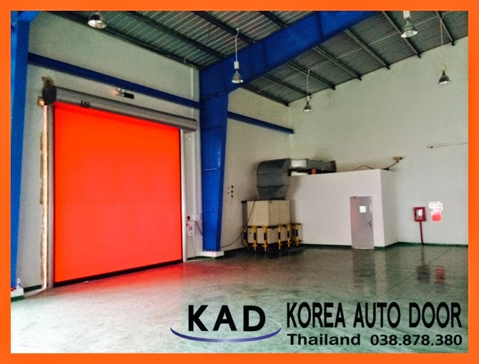 Introduce the advantage of high speed doors about fast operation