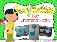 Children's Literature and Art Activities- hands on activities for kids and childrens books