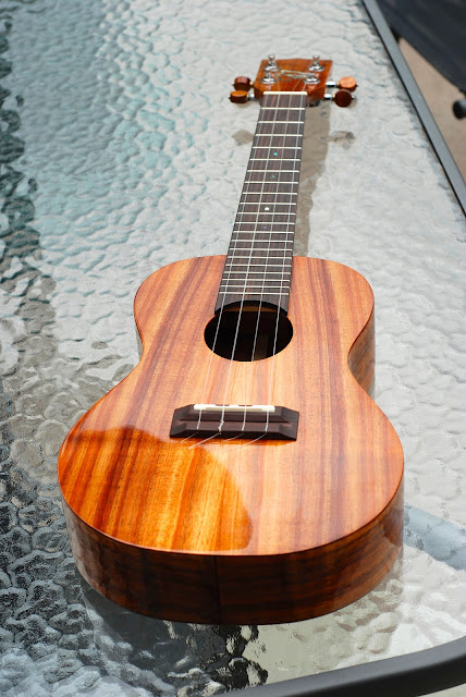 Big Island Koa Traditional Concert Ukulele Review