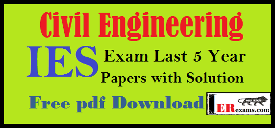 Ies Civil Engineering Syllabus Pdf