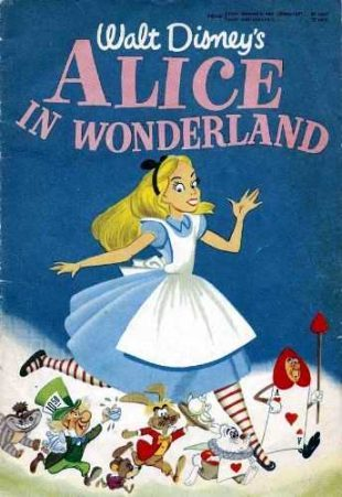 Alice In Wonderland 1951 BRRip 720p Dual Audio In Hindi English