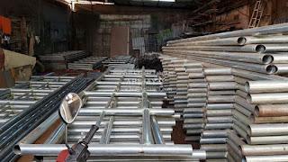jasa pembuatan pagar besi