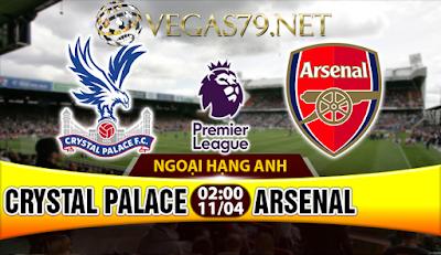 Nhận định, soi kèo nhà cái Crystal Palace vs Arsenal