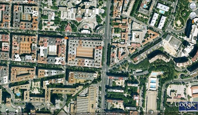 JUAN JOSÉ HERNÁNDEZ ROVIRA ETA Madrid Comunidad de Madrid España Spain 1 de Junio
