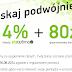 Comperia Bonus – Lokata z premią 80 zł, uzupełnienie danych