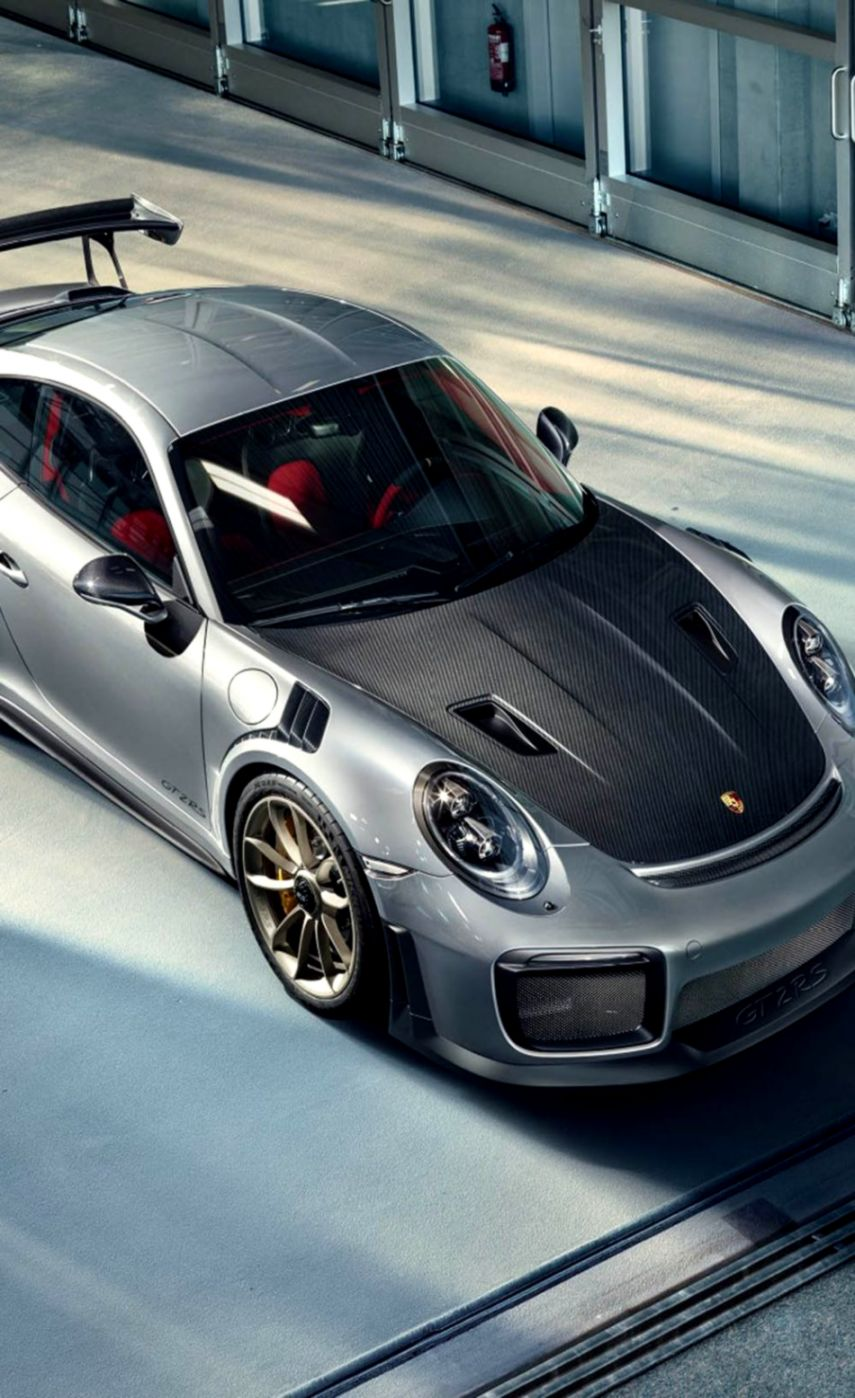Porsche Silver Wallpaper Hd Smart Wallpapers