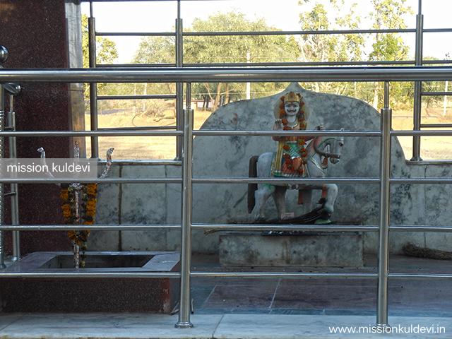 Bhairav inPali / Pyali Mata Nangal Lalsot Dausa