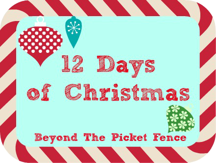 http://bec4-beyondthepicketfence.blogspot.com/2014/12/12-days-of-christmas-day-8-simple.html