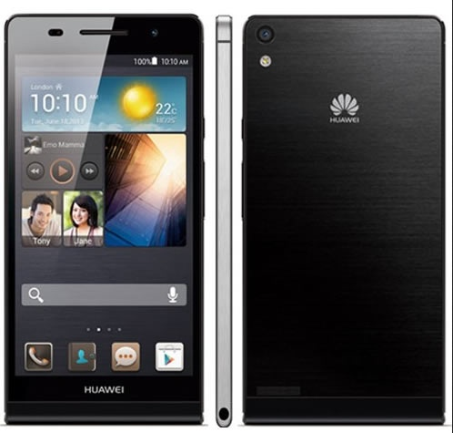 Huawei Ascend P6 Official Firmware or ROM Download ~ OCTADROID