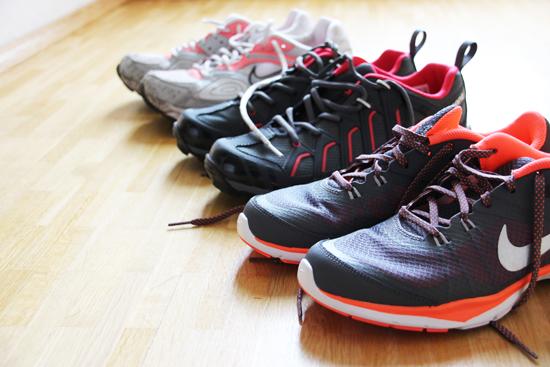 binedoro Blog, Sportschuhe, Sport, Fitness, Indoor Cycling, Laufen, Joggen