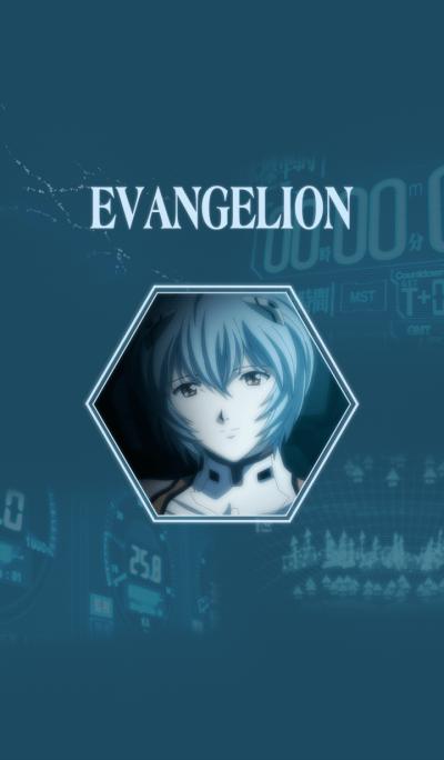 EVANGELION Theme REI