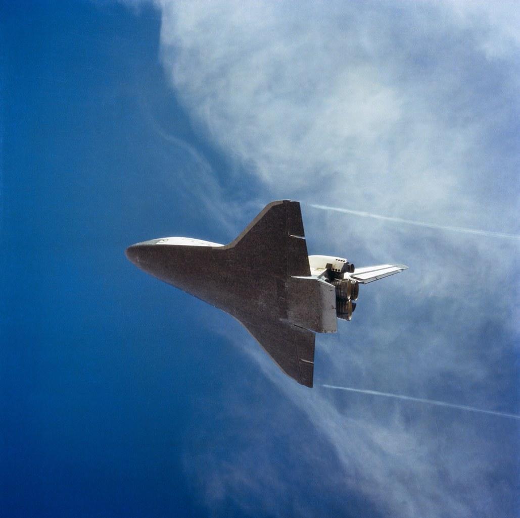 space shuttle landing strip length - photo #29