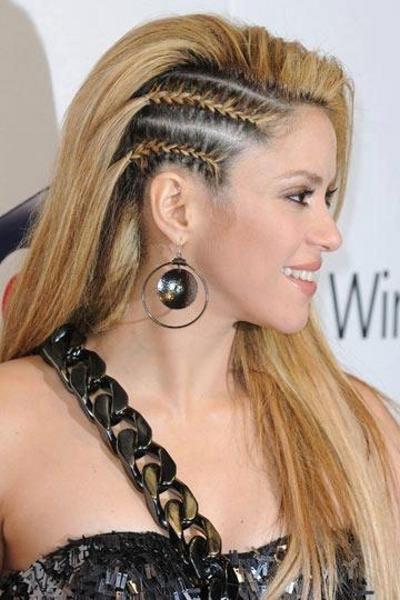 las celebrities tambien se unen a la tendencia de las trenzas