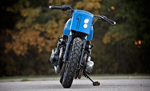 Suzuki GS1100 By Ironcity Motorcycle Hell Kustom