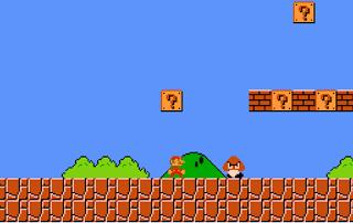 لعبة Super Mario سوبر ماريو