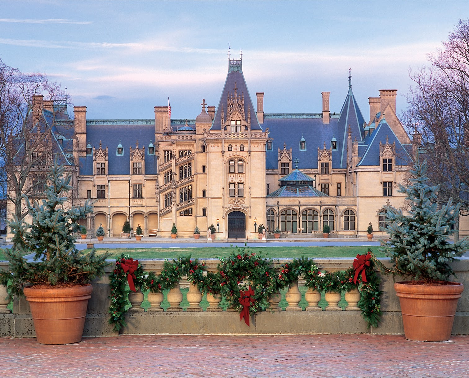 biltmore estate christmas pictures