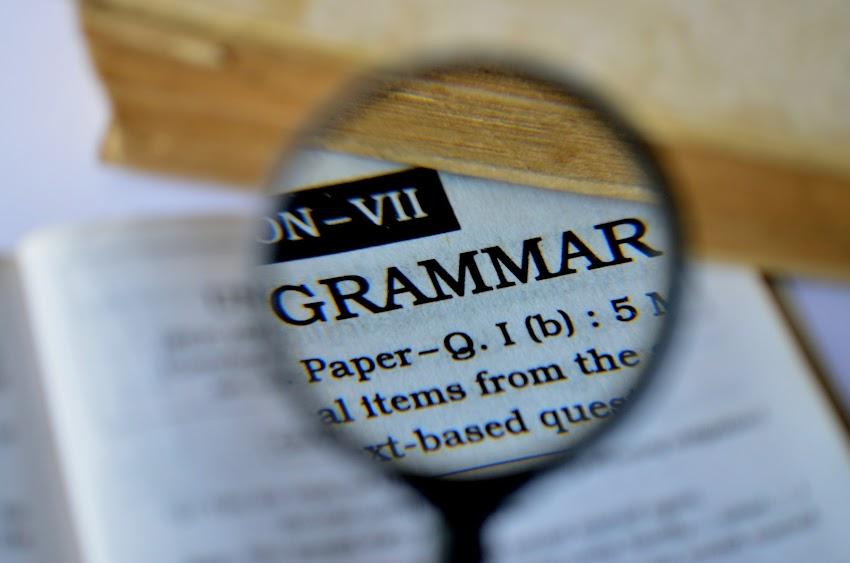 Haruskah Saya Belajar Grammar ?