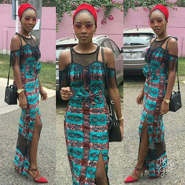 Latest Ankara Gown Styles for Cute Fashionistas - Zaineey\'s Blog