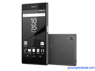 Cara Flashing Sony Xperia Z5 E6603 Via Flashtool