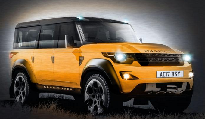 neue land rover defender wegen im jahr 2019 blog amar auto car prices and spare parts. Black Bedroom Furniture Sets. Home Design Ideas