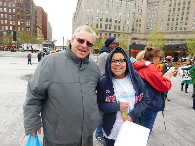 #ScienceMarchCLE - Science Matters {Photos}