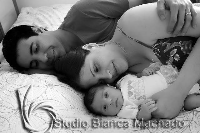 fotos familia em casa