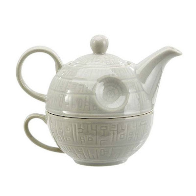 Starwars Themed Teapot and Cup