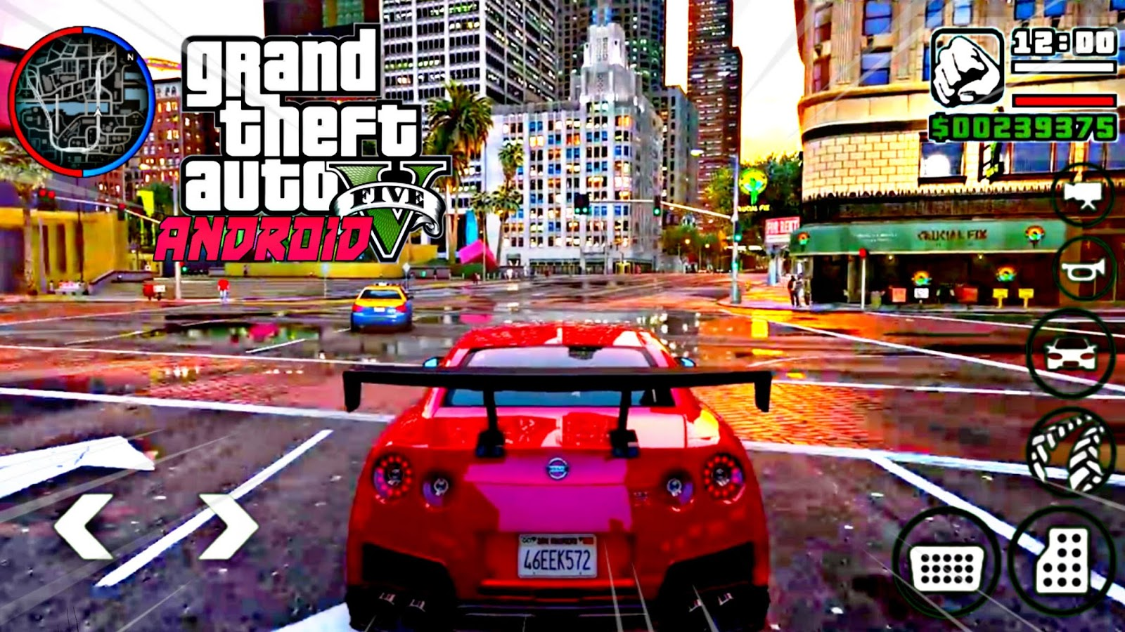 85MB] Download GTA 5 Beta For All Android Devices🔥🔥🔥 - DK