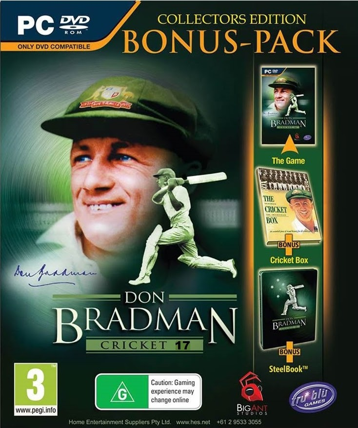 don bradman cricket 17