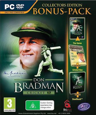 Don Bradman Cricket 16 Download