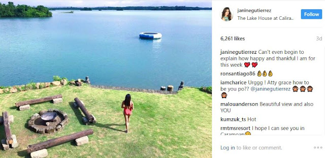 Take a Look at Janine Gutierrez's Easter Vacation With Her Family