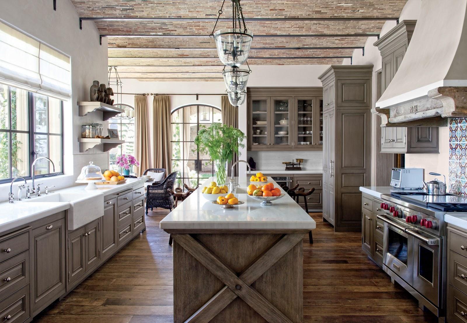 Modern Rustic Kitchen Felish Home Project