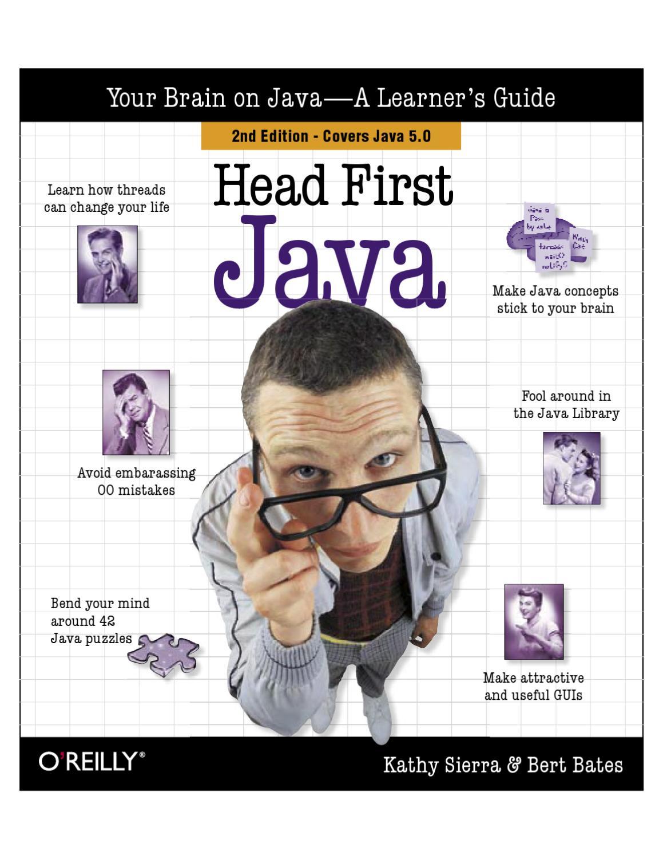 HEAD FIRST JAVA EBOOKS PDF