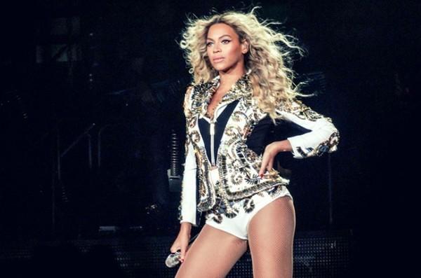 Beyonce en el Global Citizen Festival Show
