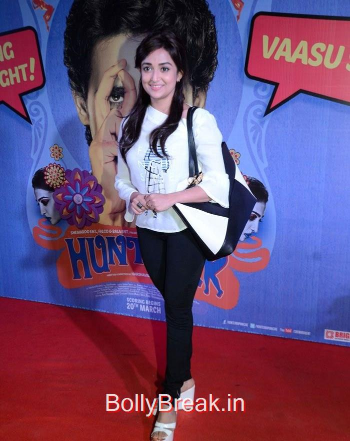 Monali Thakur, Ragini Khanna, Radhika Apte Hunterr Movie Premiere Pics
