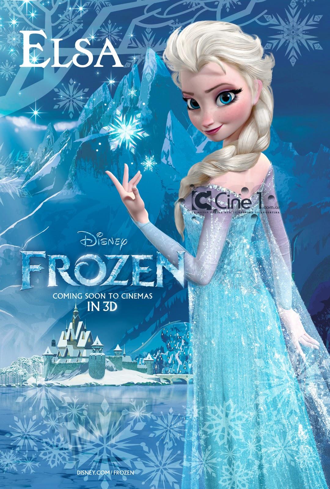 Cinema Lights: 'Frozen', primeros pósters de la nueva aventura ...