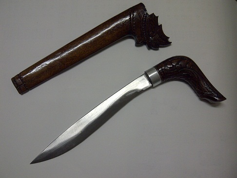 Badik, Senjata Tradisional dari Sulawesi Selatan