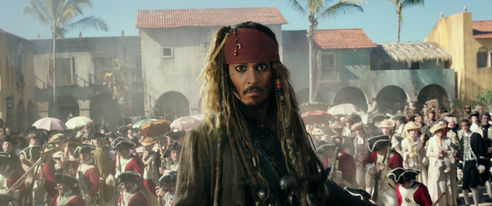 Pirates Of The Caribbean -faneja hemmotellaan: Salazar´s Revenge on helmi