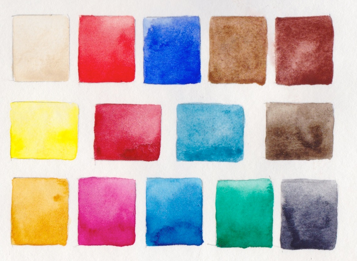 how to make my watercolor gouache