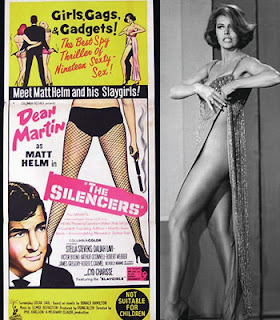 The Silencers Cyd Charisse opening credit sequence