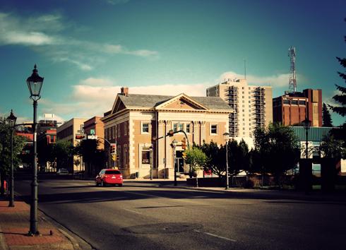 Canadian Bank of Commerce Medicine Hat Alberta