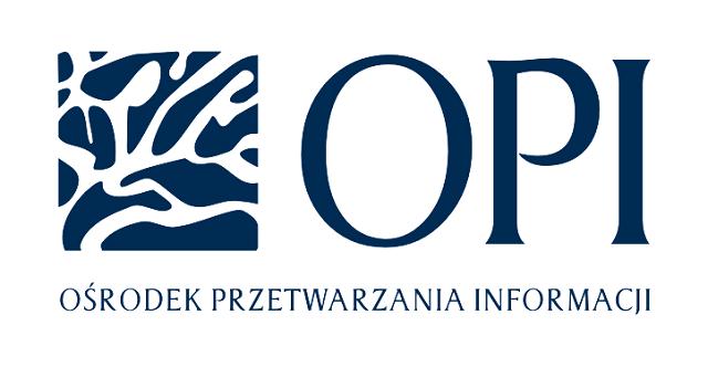 Logo Ośrodka Przetwarzania Informacji