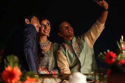 Durjoy Datta, Avantika Mohan and Rishabh Datta